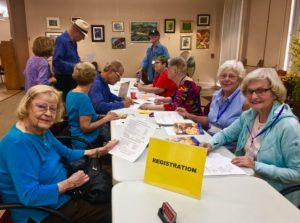 A photo of Oakmont Lifelong Learning registration